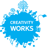 CREATIVITY WORKS FOR EVERYONE
